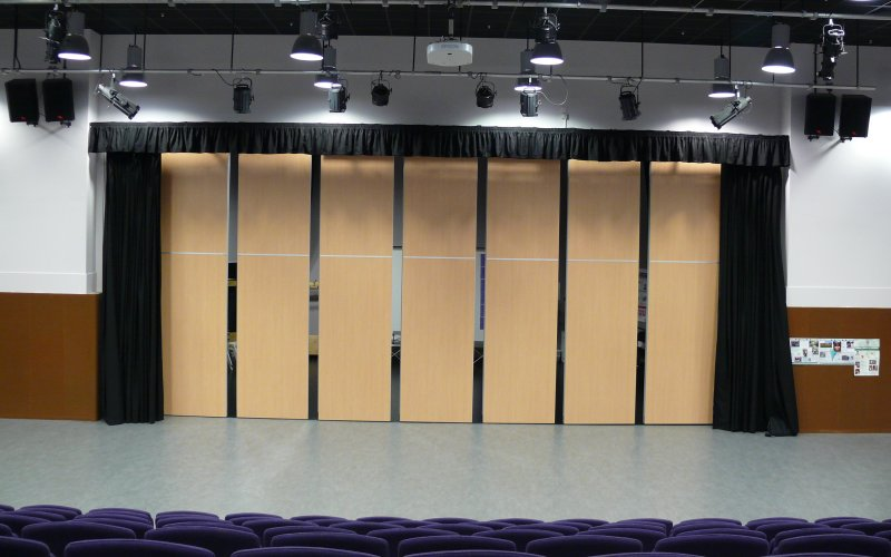 Series AP100 Movable Acoustic Wall