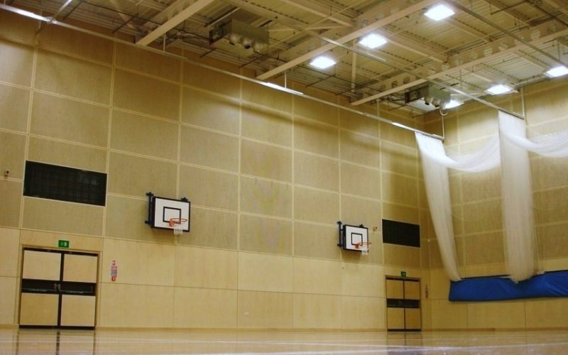 Topperfo 16/16/10 Impact Resistant Perforated Acoustic Wall Panels