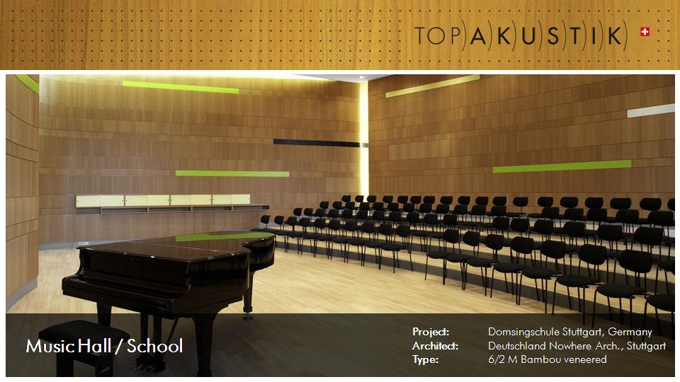Music Hall / School